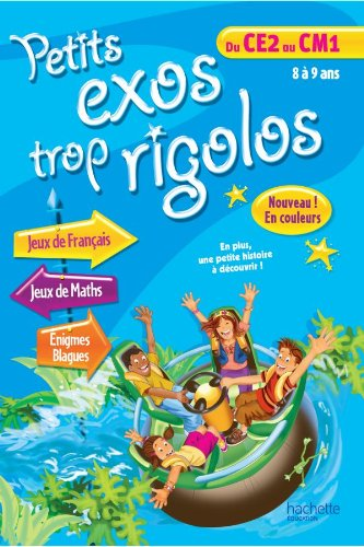 9782011601117: Petits exos trop rigolos, du CE2 au CM1 (French Edition)