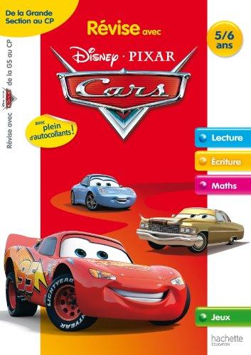 9782011601179: Révise avec Cars De la Grande section au CP, 5-6 ans (French Edition)