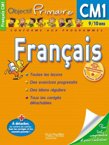 Français CM1 (French Edition): Hachette