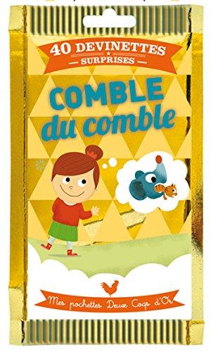 9782011603739: Comble du comble: Mes pochettes Deux Coqs d'Or