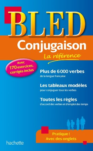 9782011604323: BLED; conjugaison (French Edition)