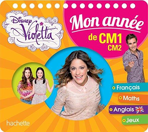 9782011607416: Violetta, mon année de CM1, CM2 : 9-10 ans