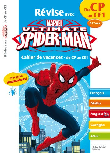 9782011607850: R�vise avec Spider-man - CP/CE1