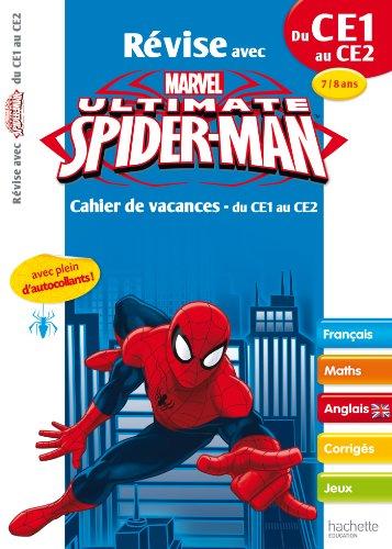 9782011607867: Révise avec Spider-man - CE1/CE2
