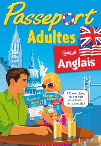 9782011608086: Passeport Adultes - Anglais