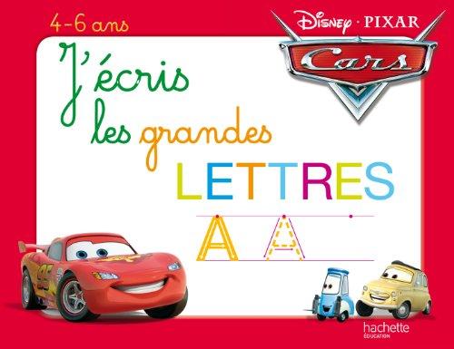 9782011611055: J'écris les grands lettres