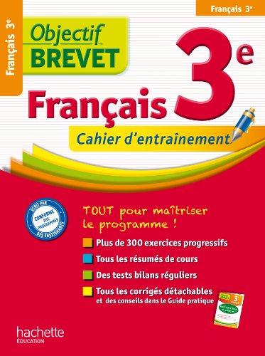 9782011611116: Objectif collège - Francais 3e