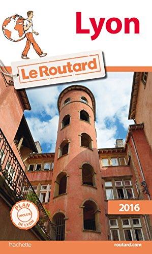 9782011612434: Lyon (édition 2016)