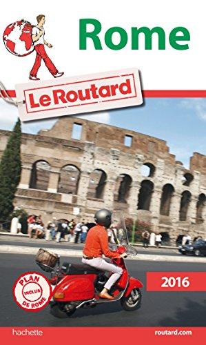 9782011612557: Rome (édition 2016)