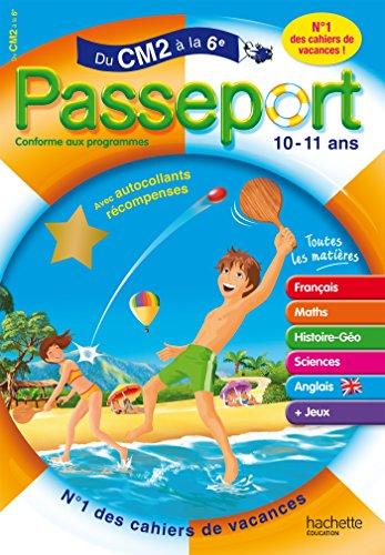 9782011612908: Passeport Du CM2 à la 6e