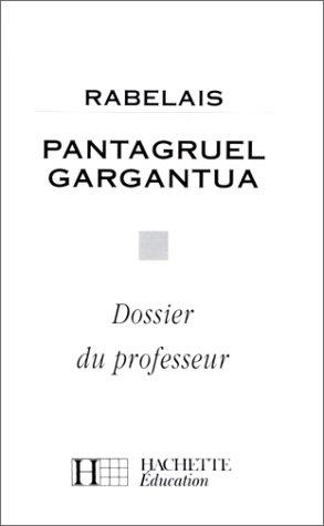 9782011666413: Gargantua and Pantagruel