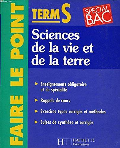 9782011666741: Sciences de la vie et de la terre, term S (Hc F.le Pt)