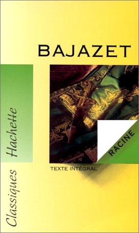 9782011667670: Bajazet