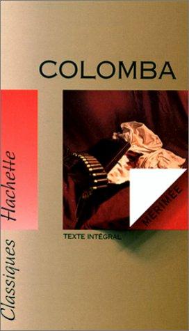 9782011670960: Colomba