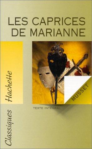 9782011678157: Les Caprices de Marianne