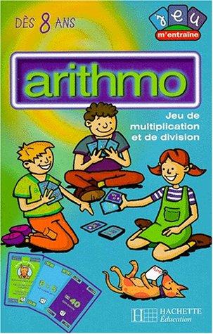 9782011678218: Arithmo : jeu de multiplication et de division. Les math�matiques � partir de 8 ans