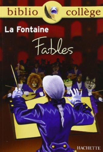 9782011678324: Fables (Bibliocollège)