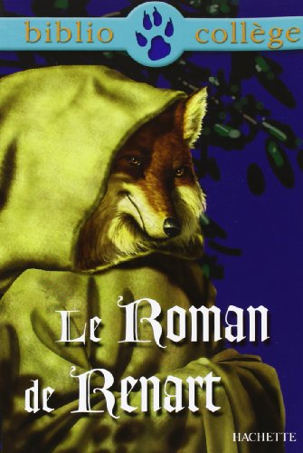9782011678362: Bibliocollege - le roman de renart (Bibliocollège)
