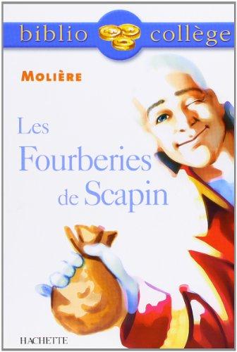 9782011678386: Biblio College Les Fourberies De Scapin (French Edition)
