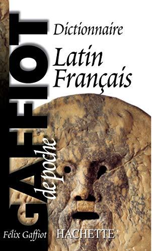 9782011679406: Le Gaffiot de poche. Dictionnaire Latin-Fran�ais, Nouvelle �dition revue et augment�e