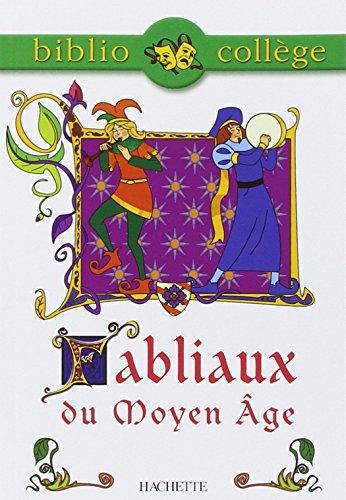 Fabliaux du Moyen Age: Anonyme