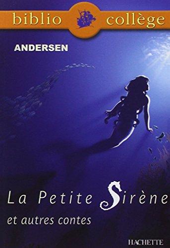 La petite sir?ne et autres contes - Andersen, Hans Christian and Morize-Nicolas, Mariel