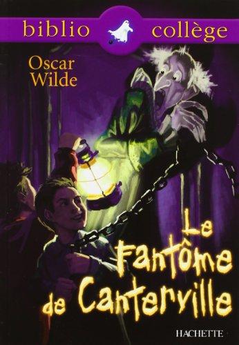 9782011682093: Le Fantome De Canterville/Bibliocollege (French Edition)