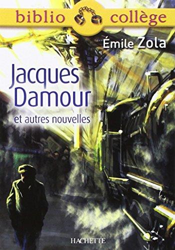 9782011684202: Jacques Damour Et Autres Nouvelles (French Edition)