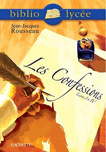 9782011685339: Les Confessions