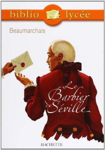 9782011687067: Le barbier de Seville (Bibliolycée)