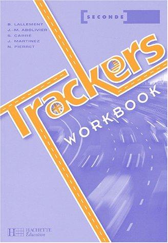 9782011687968: Trackers : Anglais 2nde