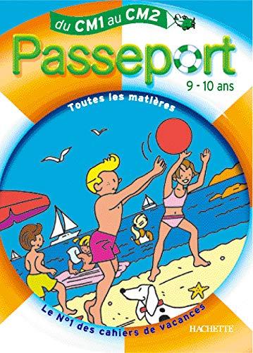 9782011689474: Passeport 9-10 ans : Du CM1 au CM2