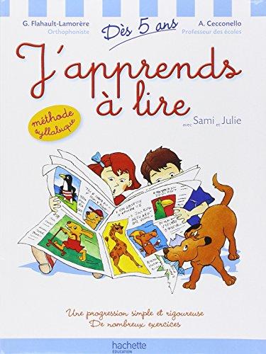 9782011690425: J'Apprends a Lire Avec Sami ET Julie (French Edition)