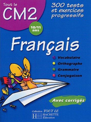 FRANCAIS CM2: BERLION, DANIEL