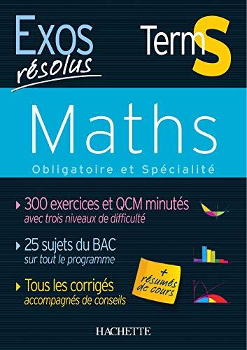 9782011691095: Maths Tle S Obligatoire et spécialité