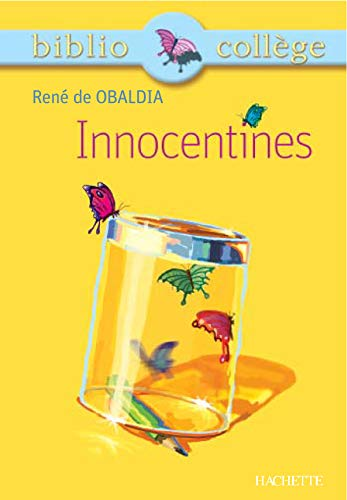 9782011691682: Innocentines (French Edition)