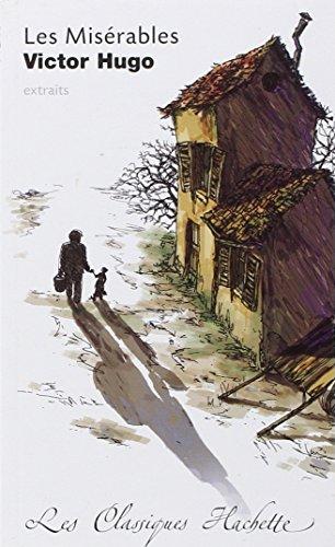 9782011691842: Les Miserables (extraits) (Classiques Hachette)