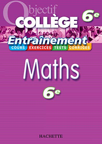 9782011692139: Maths 6e (French Edition)