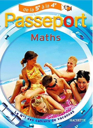 Passeport Maths : De la 5e à: Gérard Caparros