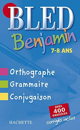 BLED BENJAMIN 7-8 AÃ'OS: BERLION,DANIEL