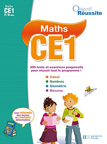 9782011695062: Maths CE1