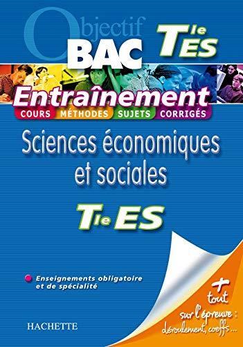 9782011695536: Sciences �conomiques et sociales Tle ES : Enseignements obligatoire et de sp�cialit�