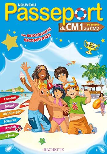 9782011696090: Passeport du CM1 au CM2