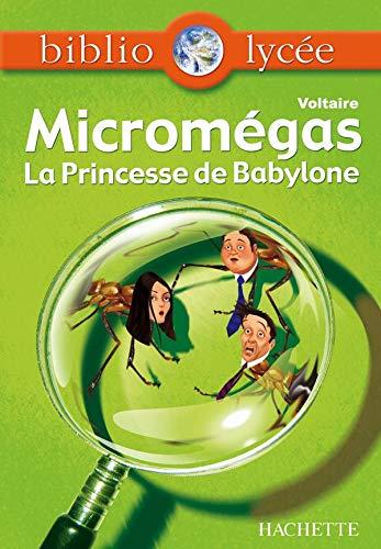 Microm?gas : La Princesse de Babylone: Voltaire and Le