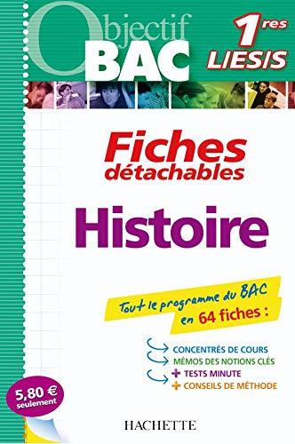 9782011697233: Histoire Bac 1res L/ ES/ S
