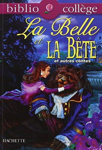 9782011697332: La Belle et la Bête et autres contes (French Edition)