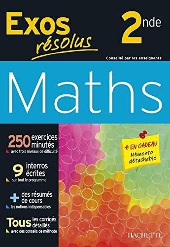 9782011697417: Maths 2e