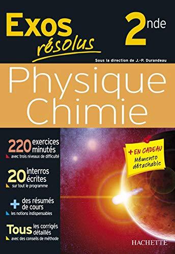 9782011697424: Physique-Chimie 2e
