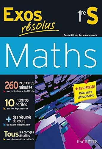 Maths 1e S: Hachette Education