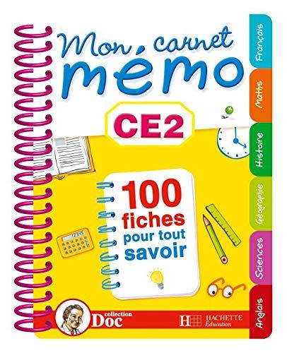 Mon carnet mémo CE2 (Doc): Mauffrey, Annick; Cohen,